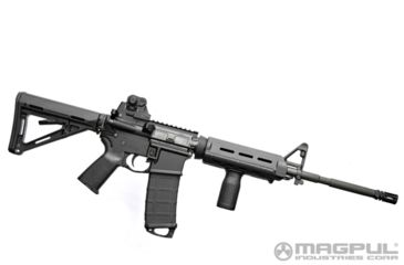 Magpul MOE RVG Rail Vertical Grip Black MPIMAG412BLK