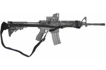 Mako Group 3-point / Single Point CQB Sling SL-2 - On Firearm