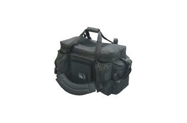 Global Military Gear Black Deluxe Duty Bag