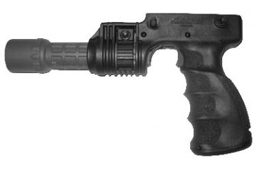 Mako Group Foregrip & Light Adapter w/ Surefire G2 Flashlight