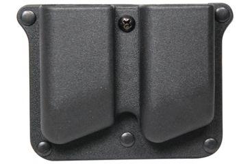 Mako Group Molded Polymer Magazine Pouch Belt Loop Version Fits 9mm/.40 Caliber Magazines Black