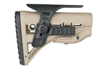 Mako Group Picatinny Rail Adaptor for GL-Shock GSPCP