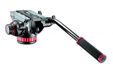 Manfrotto 502HD Pro Fluid Video Head Flat Base MVH502AH