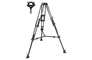 Manfrotto PRO Middle-Twin Tripod Kit 100