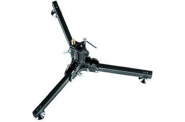 "Manfrotto Bogen Sm. Base W/universal Head, 29"" Footprint W/o Casters (s.o.) 299FBASE"