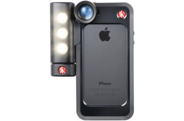 Manfrotto Klyp+ Black Bumper for iPhone 5/5S MCKLYP5S-B