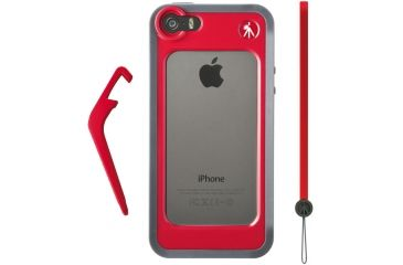 Manfrotto Klyp+ Red Bumper for iPhone 5/5S MCKLYP5S-R