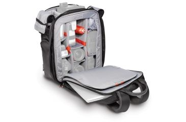 Manfrotto Lino Pro VII Backpack Store Your DSLR Compartment