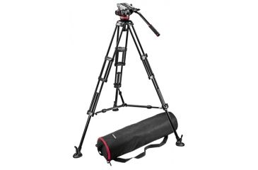 Manfrotto Pro Video MVH502A Head w/546B tripod MVH502A,546BK