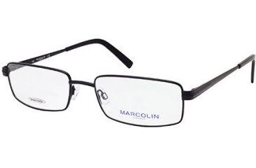 Marcolin MA6806 Eyeglass Frames - Matte Black Frame Color
