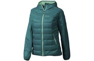Marmot Megawatt Jacket - Women's-Green Garnet-Medium