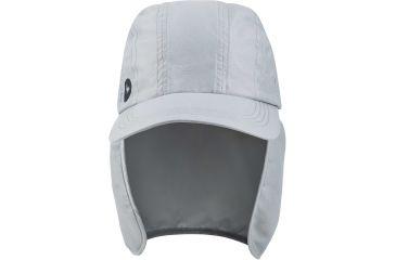 Marmot Simpson Convertible Hiking Cap - Men s-Bright Steel Dark  Charcoal-One Size 37d9575c86c