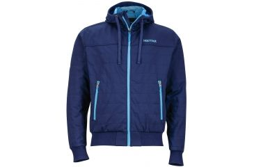 Marmot Summit Rock Insulated Hoody - Men's -Arctic Navy-XX-Large