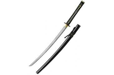 Master Cutlery Sword, Tsuka Handle Wrapped with Ray Skin MAZ-401