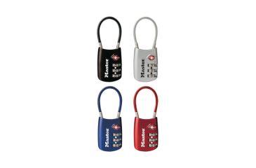 Master Lock TSA-Accepted Combination Lock