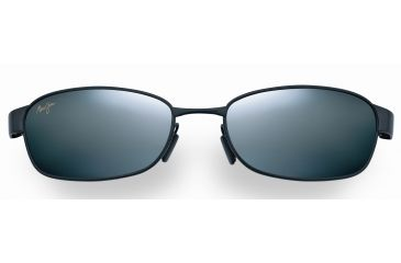 Maui Jim Kala Sunglasses - Gloss Black Frame, Neutral Grey Lenses - 101-02