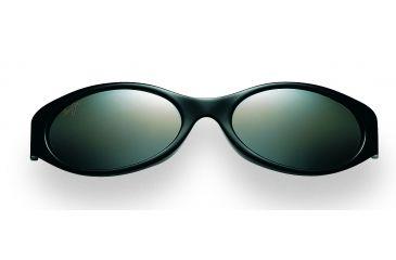 Maui Jim Malia Sunglasses - Gloss Black Frame, Neutral Grey Lenses - 125-02