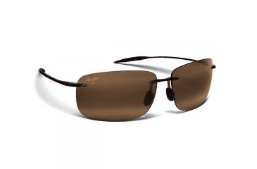 b6d9c6f534 ... Gloss Black Frame and Neutral Grey Lenses - 422-02. Maui Jim Breakwall  Sunglasses w  Rootbeer Frame and HCL Bronze Lenses - H422-26