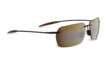 Maui Jim H425 26 Banzai Rootbeer Frame Hcl Bronze Lens Sunglasses