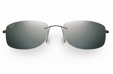 Maui Jim Lahaina Sunglasses - Gunmetal Frame, Neutral Grey Lenses - 450-02