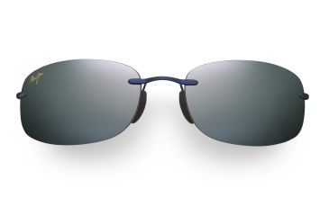 Maui Jim Honolua Bay Sunglasses - Blue Frame, Neutral Grey Lenses - 516-03