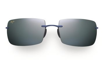 Maui Jim Thousand Peaks Sunglasses - Blue Frame, Neutral Grey Lenses - 517-03