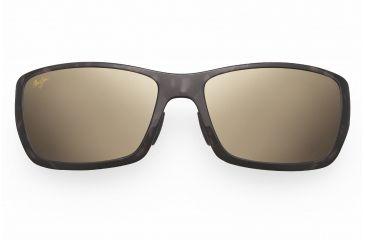 Maui Jim Canoes Sunglasses - Tortoise Frame, HCL Bronze Lenses - H208-10