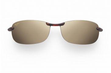 Maui Jim Makaha Reader Sunglasses - Tortoise Frame, HCL Bronze Lenses