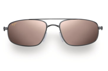 Maui Jim Kahuna Sunglasses - Gunmetal Frame, Neutral Grey Lenses - 162-02
