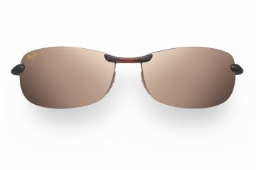 Maui Jim Makaha Sunglasses - Tortoise Frame, Maui Rose Lenses - R405-10