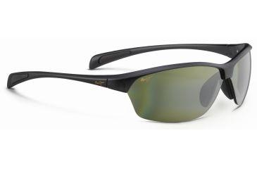 Maui Jim Hot Sands Sunglasses, Matte Smoke Grey, Maui HT Lenses, Matte Smoke Grey HT426-11M