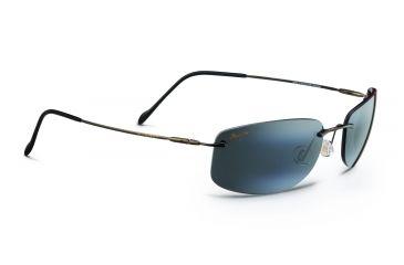 572f151ae88b Maui Jim Lahaina Sunglasses w  Gunmetal Frame and Neutral Grey Lenses -  450-02
