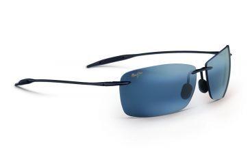 f862e48c786 Maui Jim Lighthouse Sunglasses w  Gloss Black Frame and Neutral Grey Lenses  - 423-