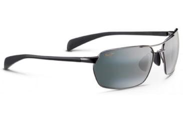 Maui Jim Maliko Gulch Sunglasses - Gunmetal Frame and Neutral Grey Lens 324-02D