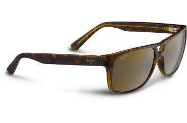 Maui Jim Waterways Sunglasses, Matte Tortoise, HCL Bronze Lenses, Matte Tortoise HS267-10M