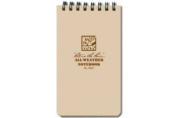Maxpedition Pocket Notebook (3in x 5in) (KHAKI) RR-935T