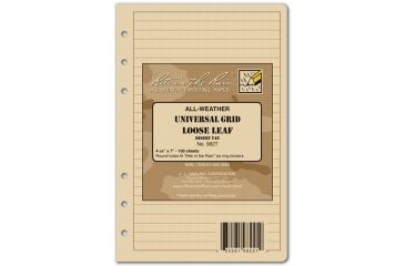 Maxpedition Universal Loose Leaf (4 5/8in x 7in) (KHAKI) RR-982T