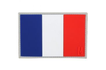 Maxpedition France Flag Patch, Full Color, 3in x 2in FRN2C