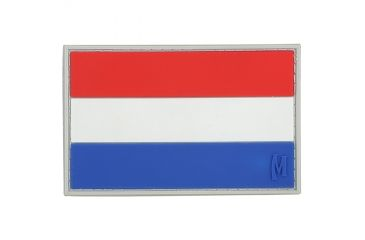 Maxpedition Netherlands Flag Patch, Full Color, 3in x 1.9in NETHC