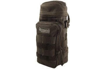 "Maxpedition 10"" X 4"" Water Bottle Holder Pouch - Black 0325B"