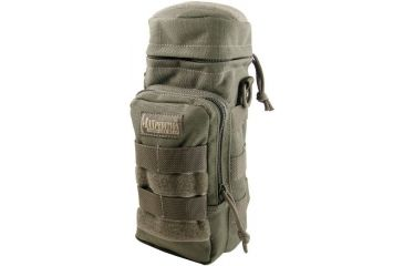 "Maxpedition 10"" X 4"" Water Bottle Holder Pouch - Foliage Green 0325F"