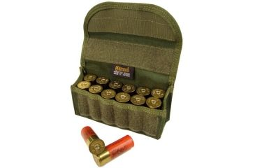 6-Maxpedition 12-rnd Shotgun Ammo Pouch 1434