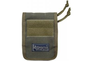 "2-Maxpedition 3"" X 5"" Notebook Cover 3302"