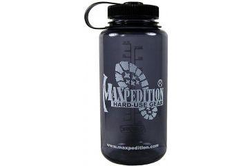 Maxpedition 32 oz. Wide-Mouth Nalgene Bottle - Dark Gray NALG32DG