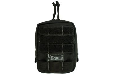 "Maxpedition 4.5"" X 6"" Padded Pouch - Black 0248B"