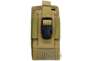 "Maxpedition 5"" Clip-On Phone Holster - Khaki 0110K"