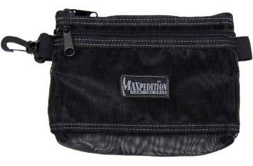 Maxpedition 7 x 5 Moire Pouch - Black 0807B