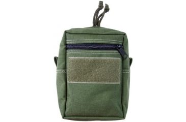 Maxpedition 7X5X2 Vertical GP Pouch - Low Profile - OD Green 0242G