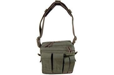Maxpedition Active Shooter Bag - Mag Front - Foliage green 9833F