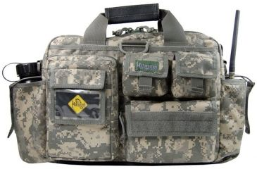 Maxpedition Aggressor Tactical Attache - Digital Foliage Camo 0612DFC